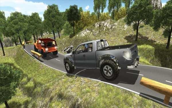 Offroad Jeep Hill Climb Driver screenshot 6