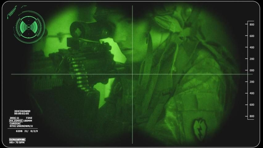 Night Vision Camera Free Prank screenshot 1