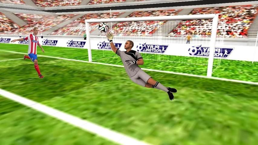 Real Football Champion screenshot 1