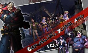 Blood Zombies HD 4 تصوير الشاشة