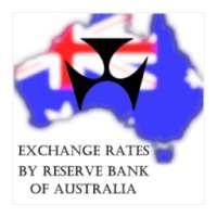 Australian Dollar Exchange RBA आइकन