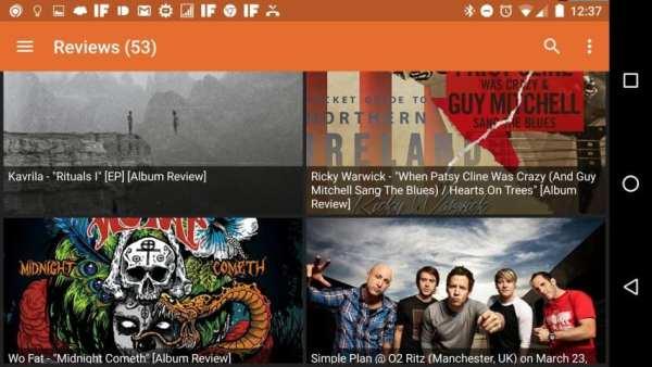 PureGrainAudio screenshot 2