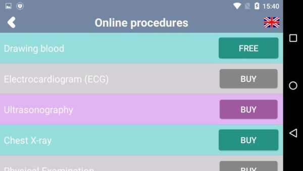 vi.co Hospital Lite screenshot 6