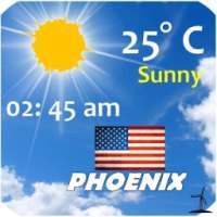 ikon Phoenix, Arizona Weather
