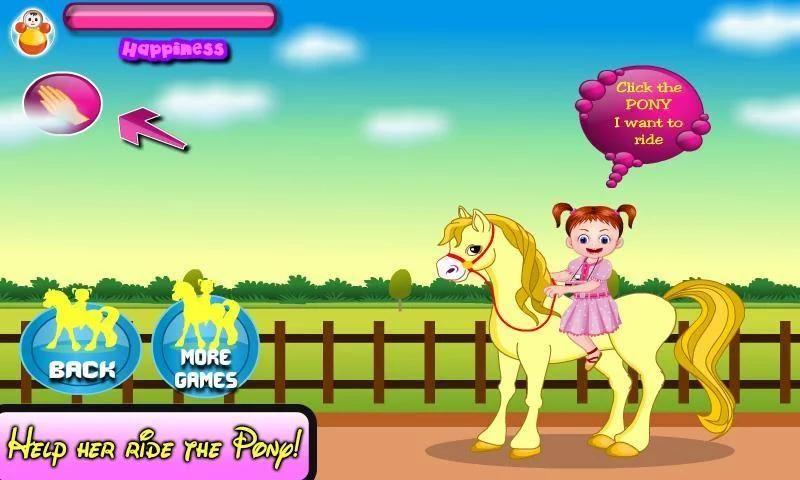 Baby Girl Games Zoo Adventures स्क्रीनशॉट 3