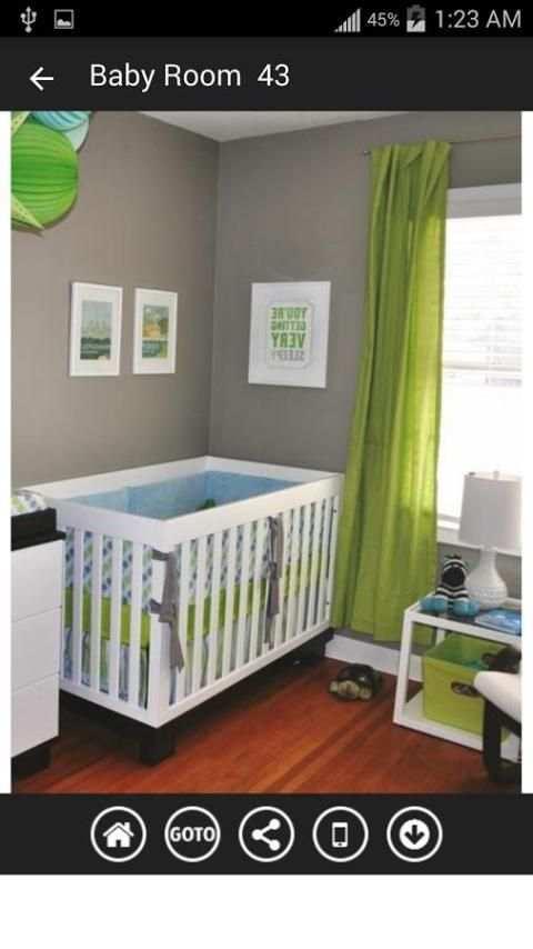 Baby Room Designs 2016 screenshot 4