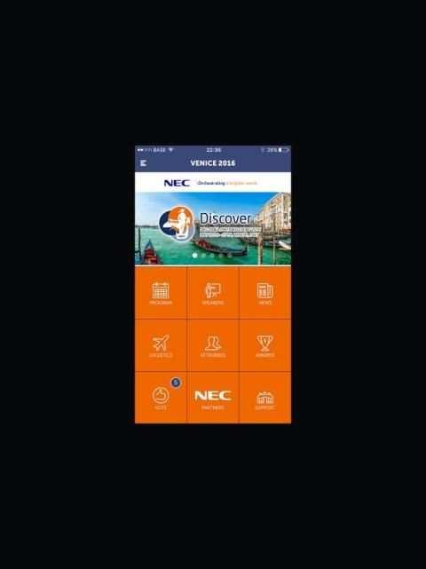 NEC Smart Enterprise screenshot 4