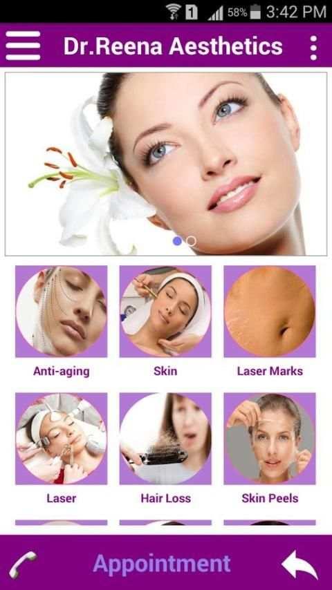 Dr Reena Jain Aesthetic Clinic screenshot 8