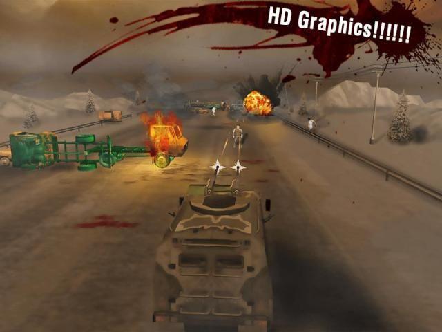 Zombie Road 3D 6 تصوير الشاشة