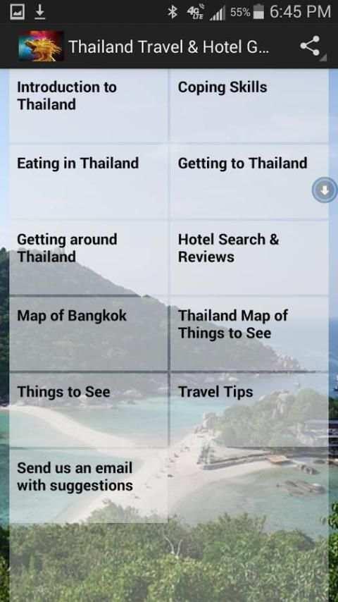Thailand Travel & Hotel Guide скриншот 22