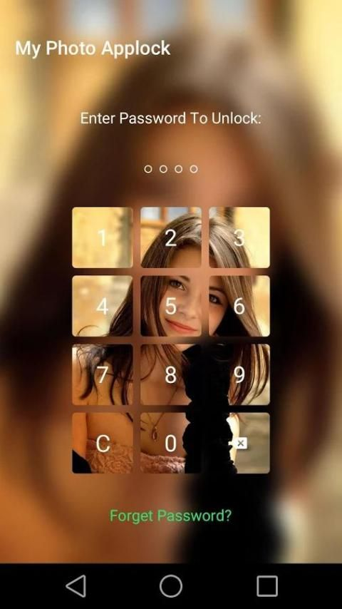 My Photo AppLock - Privacy&DIY screenshot 5