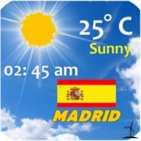 Madrid Weather icon