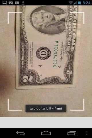 IDEAL U.S. Currency Identifier screenshot 6