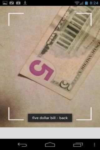 IDEAL U.S. Currency Identifier screenshot 5