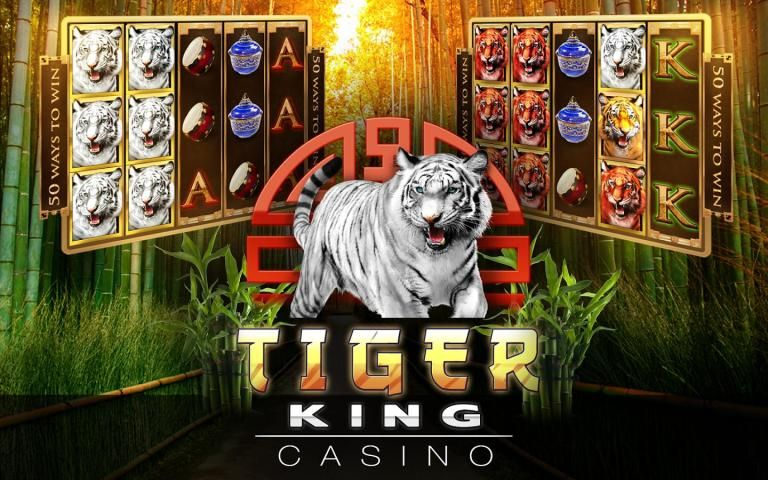 Slots Tiger King Casino Slots 10 تصوير الشاشة