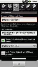Установщик Anti Theft screenshot 6