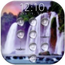 Water Drop - Lock Screen Pro