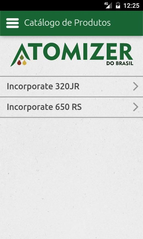 Atomizer do Brasil screenshot 4