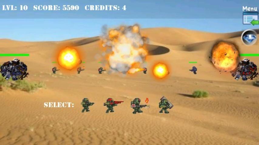 Commando Counter Strike War screenshot 1