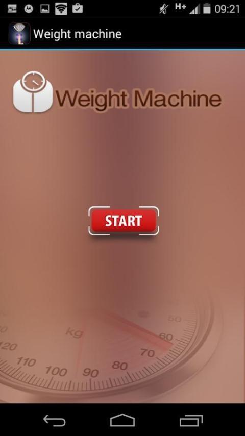 Weight Machine scanner prank 3 تصوير الشاشة