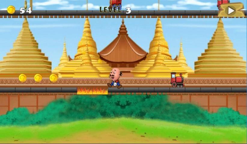 Temple Motu Running 2016 screenshot 1