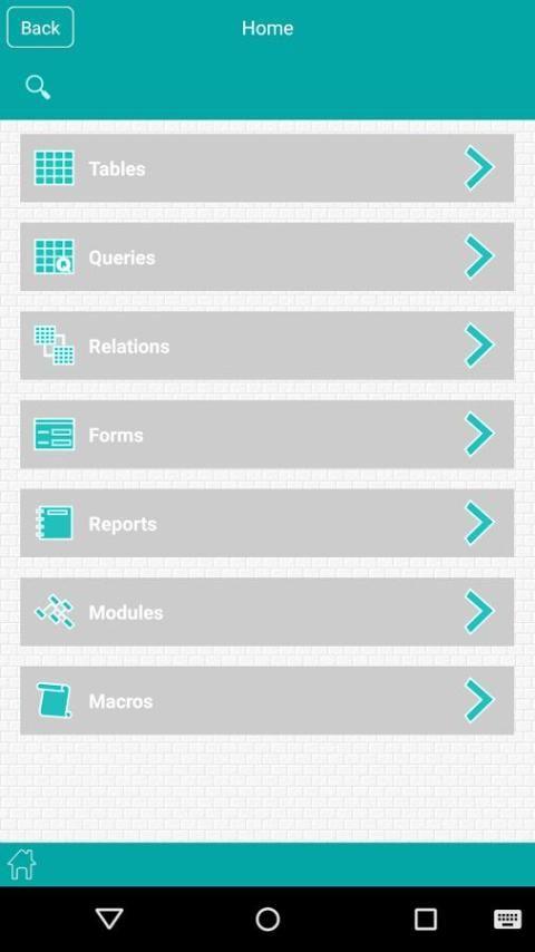 AccessProg - Access Client скриншот 2