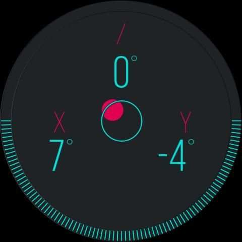 Bubble Level Clinometer screenshot 1
