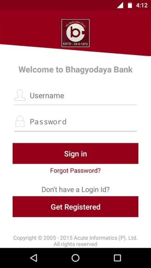 Bhagyodaya Bank screenshot 5