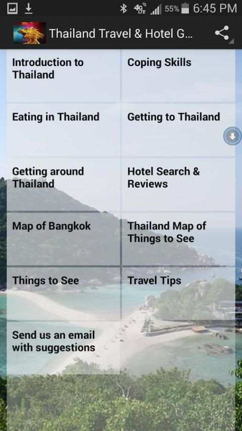 Thailand Travel & Hotel Guide स्क्रीनशॉट 22