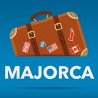 Majorca offline map icon