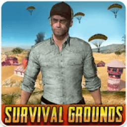 Free Fall: survival royale in fire battlegrounds आइकन