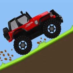 Mountain 4x4 Jeep Race