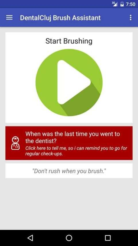 DentalCluj Brush Assistant screenshot 4