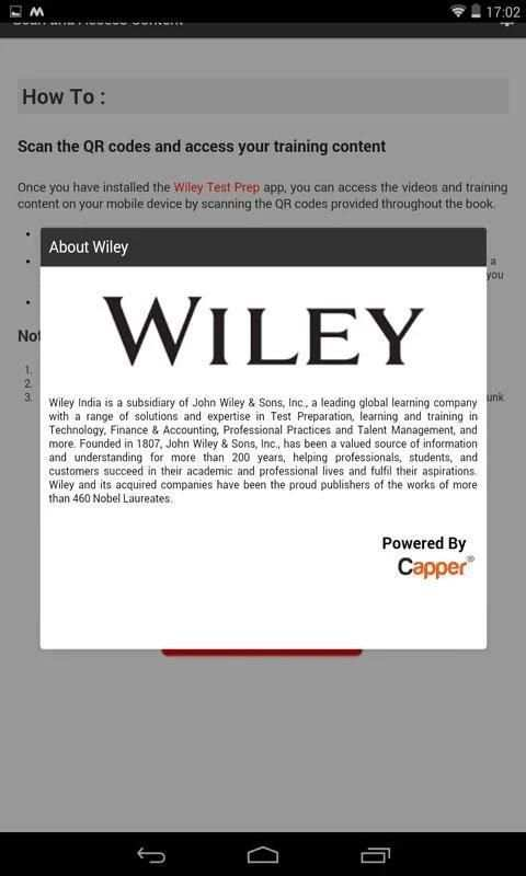 Wiley Test Prep screenshot 6