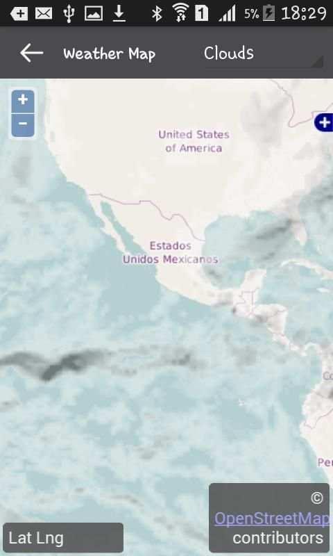 Weather Mexico screenshot 3