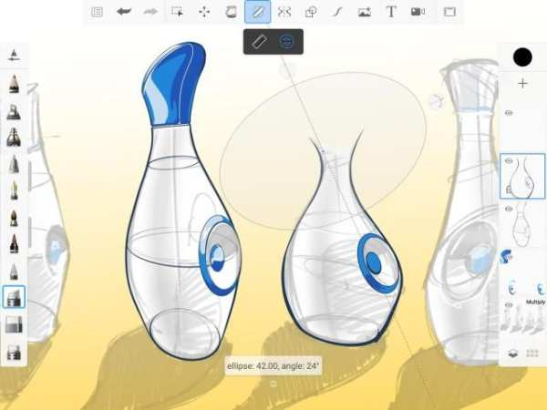 SketchBook - draw and paint screenshot 3