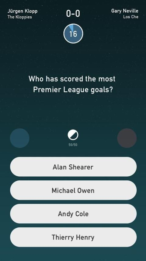 Thinktoscore screenshot 3