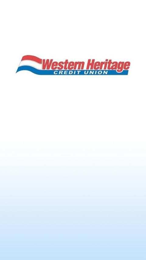 Western Heritage Credit Union screenshot 1
