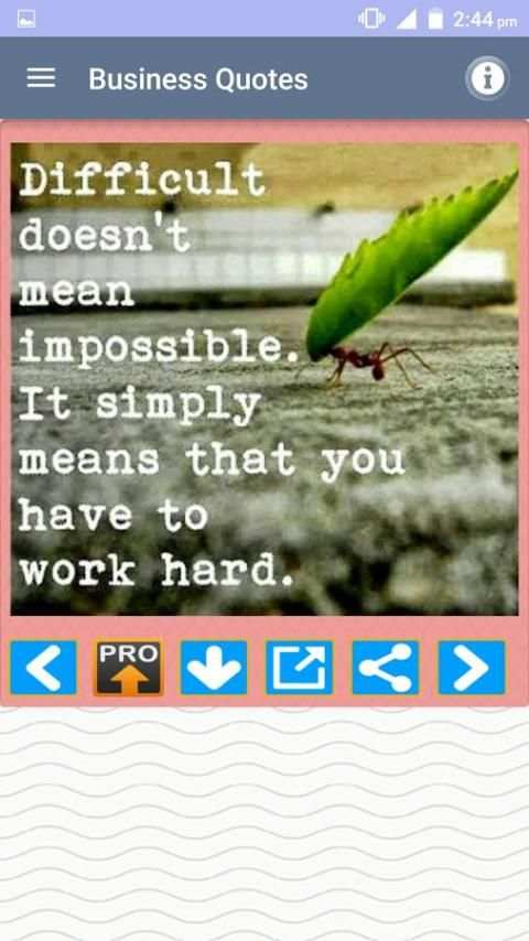 Business Success Quotes Images screenshot 7
