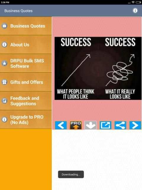 Business Success Quotes Images screenshot 14