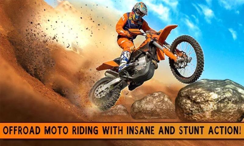 Trial Dirt Bike Racing: Mayhem screenshot 10