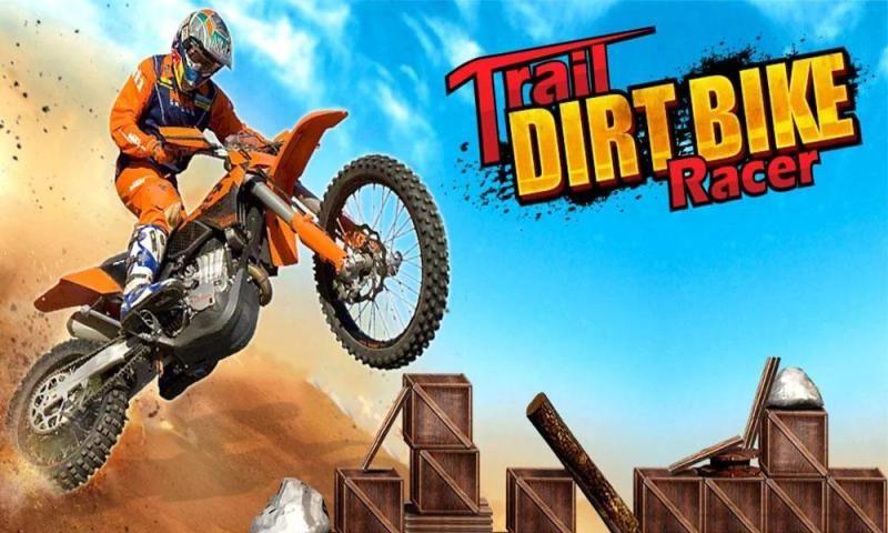 Trial Dirt Bike Racing: Mayhem screenshot 1