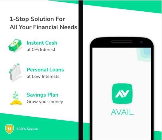 Loan Personal Loans App,Instant Cash,ECash- Avail скриншот 8