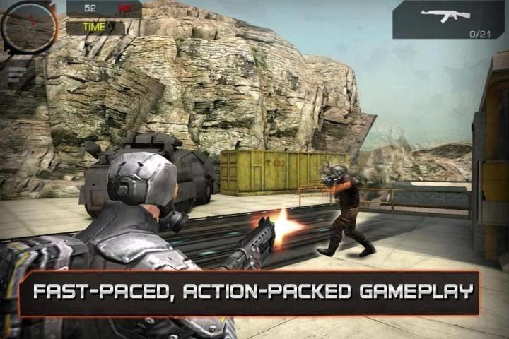 Captain Strike screenshot 15
