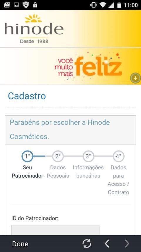 Hinode app скриншот 4