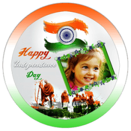 Independence Day Photo Frames icon