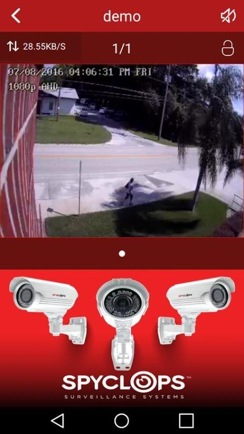 Spyclops 3 تصوير الشاشة