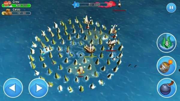 Age of wind 3 screenshot 2