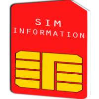 SIM Card Info Manager icon