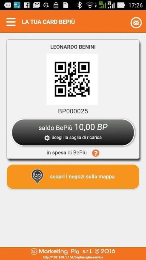 App Bepiù Consumer 6 تصوير الشاشة